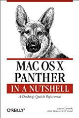 Mac OS X Panther in a Nutshell Paperback