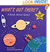 #8: What's Out There?: A Book about Space (Reading Railroad)
