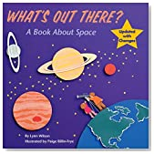 What's Out There?: A Book about Space (All Aboard Books)