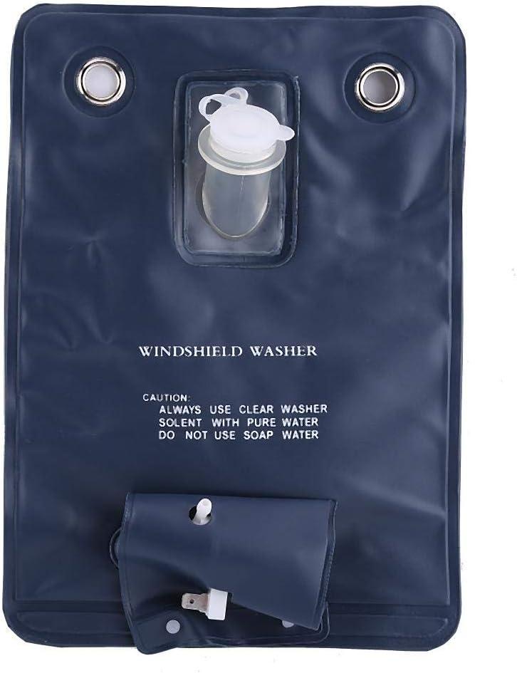 kit de sac de pompe de lave-glace universel 12V avec interrupteur /à jet pour voitures classiques Pompe de lave-glace de pare-brise Suuonee