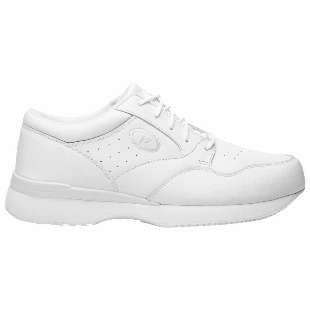 c0676d1a54 Amazon.com   Propet Men's Life Walker Medicare/HCPCS Code = A5500 Diabetic  Shoe White 8.5 M US M (D)   Shoes