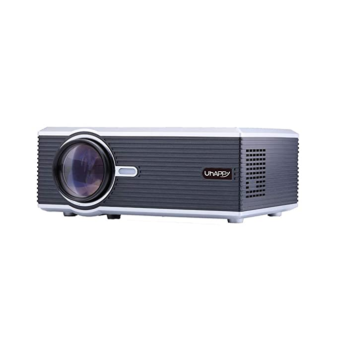 Amazon.com: CZYCO - Proyector LED Uhappy U88 para cine en ...