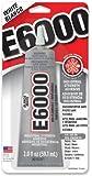 E6000 Multi-Purpose Adhesive-White 2oz