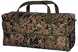 Fox Outdoor Products Jumbo Mechanic's Tool Bag with Brass Zipper (Digital Wood Camo, Jumbo)