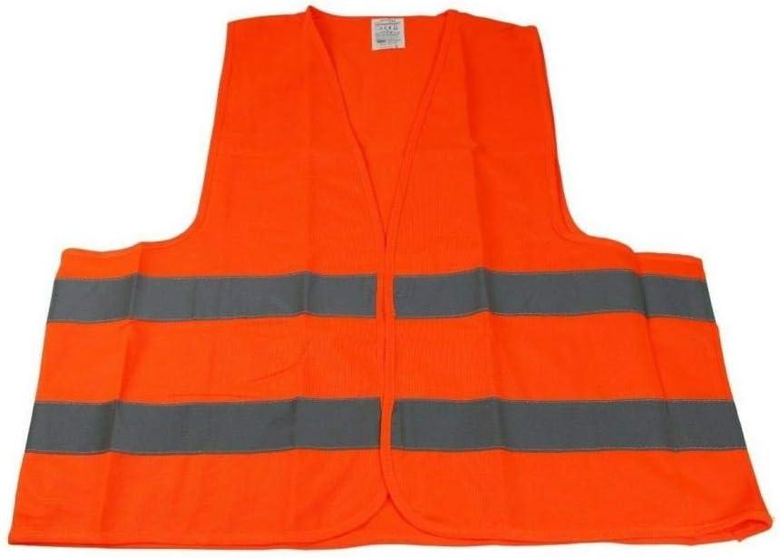 Petex 43910000 Sicherheitsweste Orange L Auto