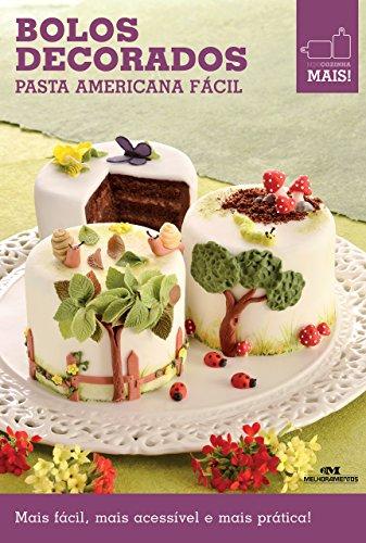 Bolos Decorados – Pasta americana fácil (Minicozinha Mais!)