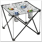 Sptabsm Wholesale Digital Camo Small Camp Table Camouflage Military Color Camo Whmart