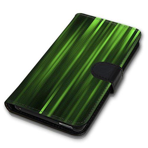 Wallet Book Style Flip Handy Tasche Case Schutz Hülle Schale Motiv Etui für Apple iPhone 5 / 5S - Design Flip MV171
