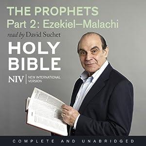 NIV Bible 6: The Prophets - Part 2 Audiobook