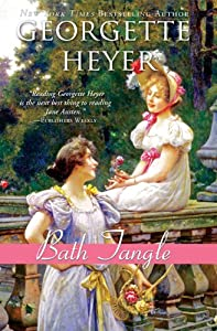 Bath Tangle (Regency Romances)