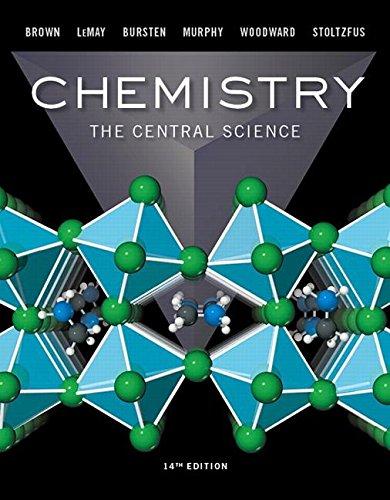 Chemistry:Central Sci. W/Masteringchem.