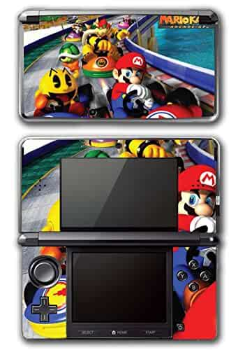 Amazon.com: Super Mario Kart DS 7 8 DS Double Dash Arcade