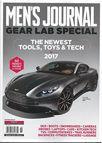 Mens Journal Gear Lab Winter Buyers Guide - Journal Mens Gear