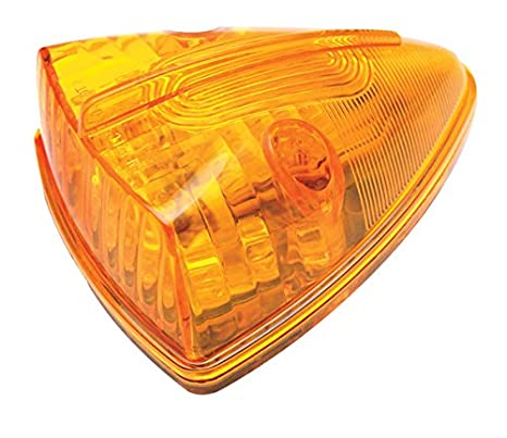 Kaper II 1A-S-65A Amber LED Marker//Clearance Light