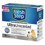 Fresh Step Ultra Unscented Litter - Clumping Cat Litter - 20 Pounds
