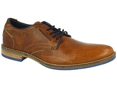 Bullboxer Men Business Flats Up 773k25263Men´s ShoesSuit Lace DW2E9IH