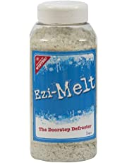Ezi-Melt De-Icing Gritting Salt Ice Melter for Path and Driveway, 1kg