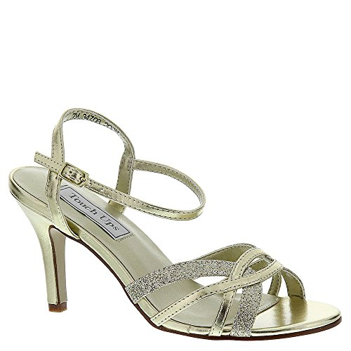 Touch Ups Women's Taryn Sandal,Gold,9 M US