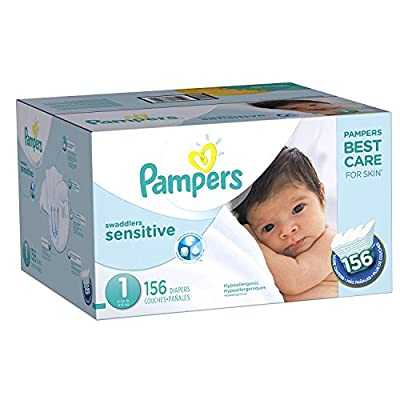 Swaddlers Sensitive Diapers
