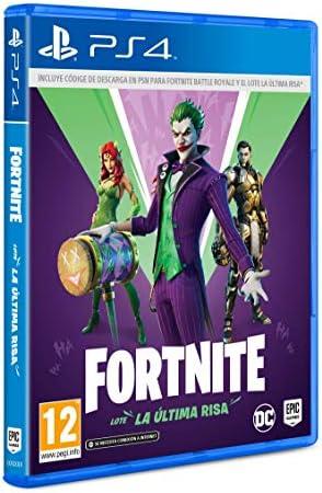 Fortnite Lote: La Última Risa – PlayStation 4
