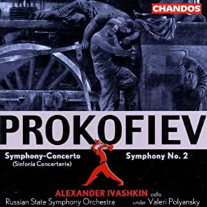 Symphony No. 2/ Symphony-Conce