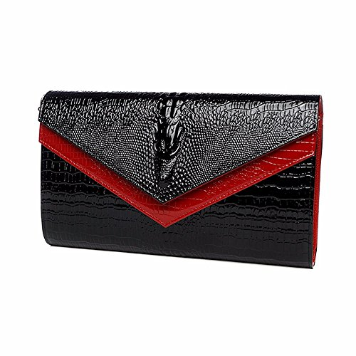 de Red grand cuir banquet Grand red sac le 7BqvwS5S
