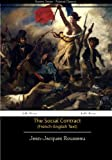 The Social Contract (French-English Text)