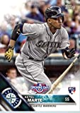 2016 Topps Opening Day Baseball #OD 41 Ketel Marte RC Seattle Mariners