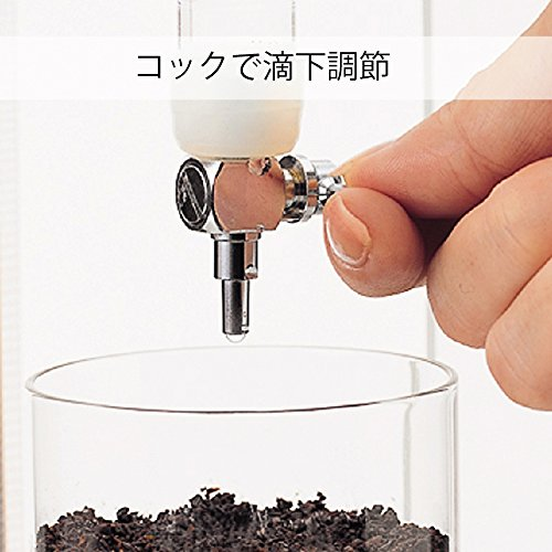 Hario Water Dripper (Clear) by Hario (Image #2)
