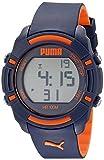 Best Puma Watch Bands - PUMA Unisex PU911221002 Bytes Digital Display Analog Quartz Review