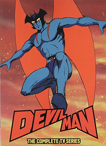 Devilman Complete TV Series by Eastern Star