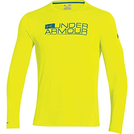 3afee46d5c Under Armour UA Iso-Chill Element Vented LS Top - Men's