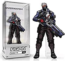 Overwatch Soldier 76 Blizzard Cute But Deadly Series 2 3-Inch Mini-Figure