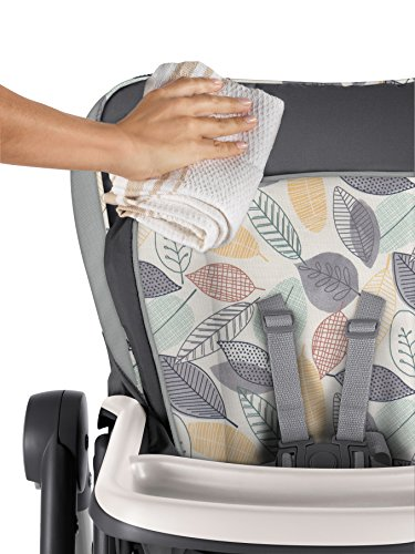 Graco Slim Spaces Folding High Chair, Trail by Graco (Image #5)