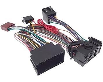 Parrot THB adaptador Alfa/Dodge/Fiat/Jeep/Opel 52pin Bluetooth Quadlock ISO cable: Amazon.es: Electrónica