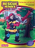 Fisher-Price Rescue Heroes Giant Coloring and Activity Books, Modern Publishing, 0766609154