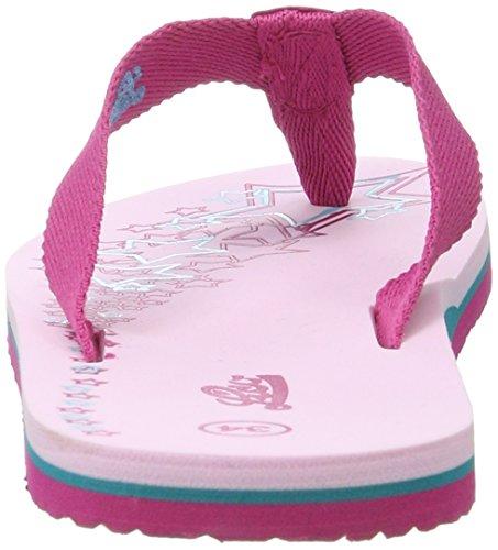 Tuerkis Pink Lico Pink Chanclas para Lot Mujer Tao xAxz7UwqY