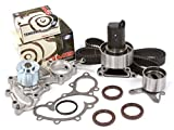 Evergreen TBK154WPT 88-92 Toyota 4Runner Pickup 3.0 SOHC 3VZE Timing Belt Kit Water Pump (with outlet pipe)