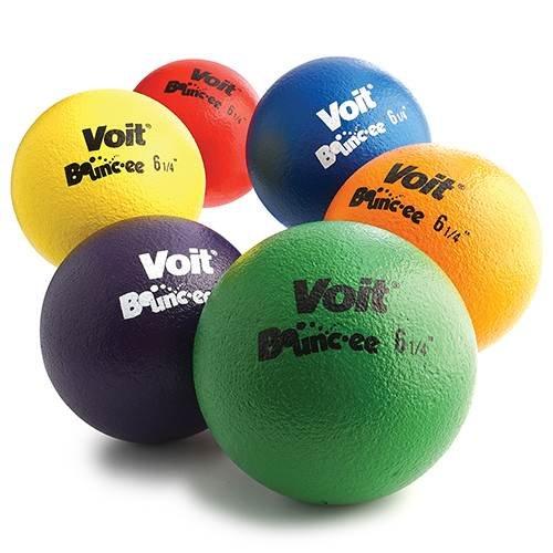 Voit Bouncee Foam Balls 16cm Prism Pack B0747WJ8PT