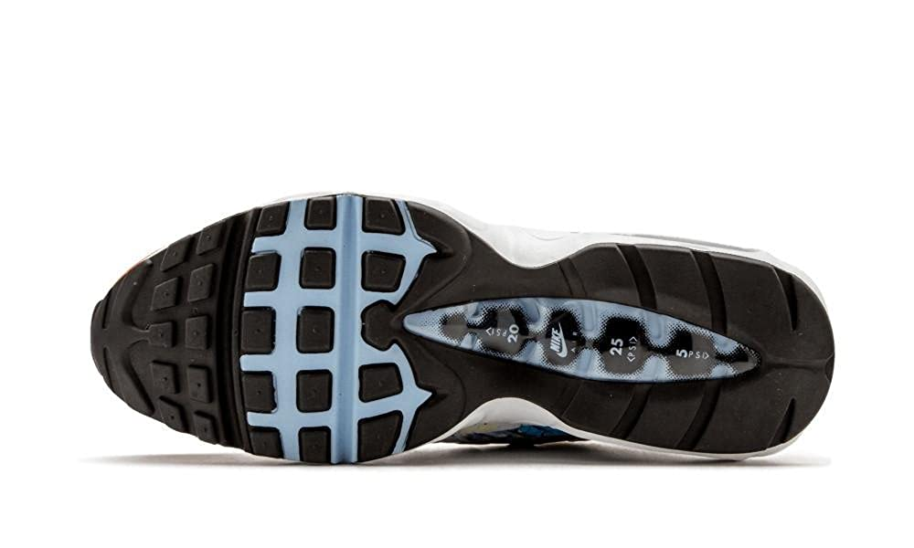 2cb21c877b Amazon.com   NIKE Men's Air Max 95 DW Dave White Fox Shoes Cayenne/Team  Maroon/Grey 872640 600 Size 13   Shoes