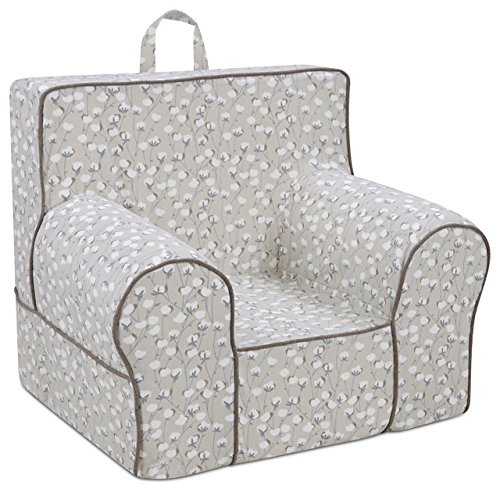 Kangaroo Trading Classic Grab-N-Go Chair Cotton Belt Cove with Capstone Safari Childrens Chairs