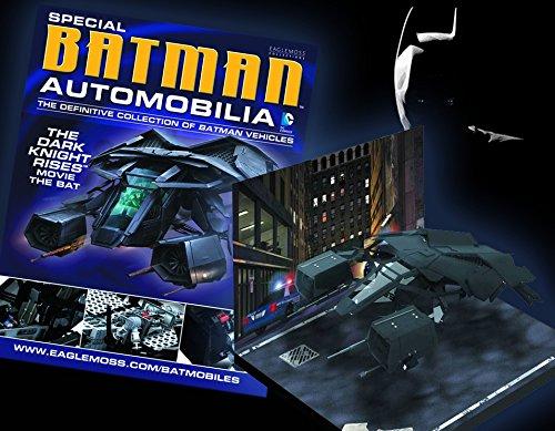 DC Comics Batman Automobilia Collection Special The Bat