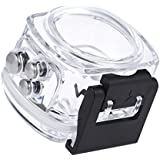 Andoer Underwater Diving Photography Waterproof 30M Case Protector for 360 Degree Full HD Panoramic Sports Action Camera