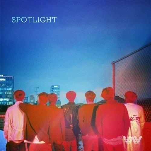 VAV - VAV - [Spotlight]3rd Mini Album CD+Booklet+PhotoCard K-POP Sealed Korean Boy Group - Amazon.com Music