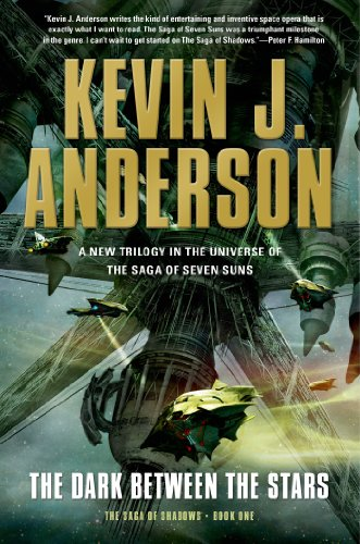 The Dark Between the Stars: The Saga of Shadows, Book (Shadow Star)
