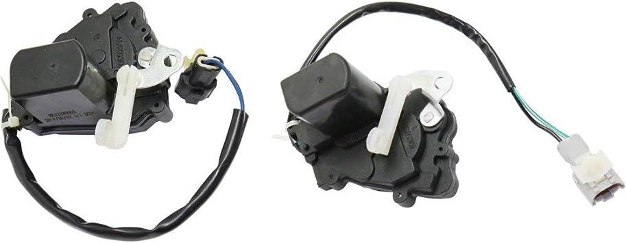 Amazon Com Door Lock Actuator Set Compatible With 2008 Kia Kia Sorento Rear Left And Right Side Automotive
