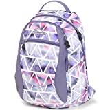 High Sierra Curve Lightweight and Compact Student Backpack - Stylish Bookbag or Lunch Backpack for Children, Teens, or Adults - Unisex Campus Backpack with Padded Shoulder Straps