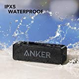 Upgraded, Anker Soundcore Bluetooth Speaker with
