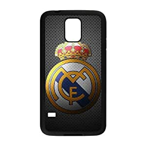 Personalized Durable Cases Samsung Galaxy S5 I9600 Cell Phone Case Black Real Madrid Ibfwn Protection Cover