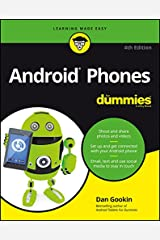 Android Phones For Dummies (For Dummies (Lifestyle)) Kindle Edition